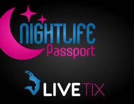 #18 cho Design a Logo for Nightlife Passport & LiveTix.net bởi VEEGRAPHICS