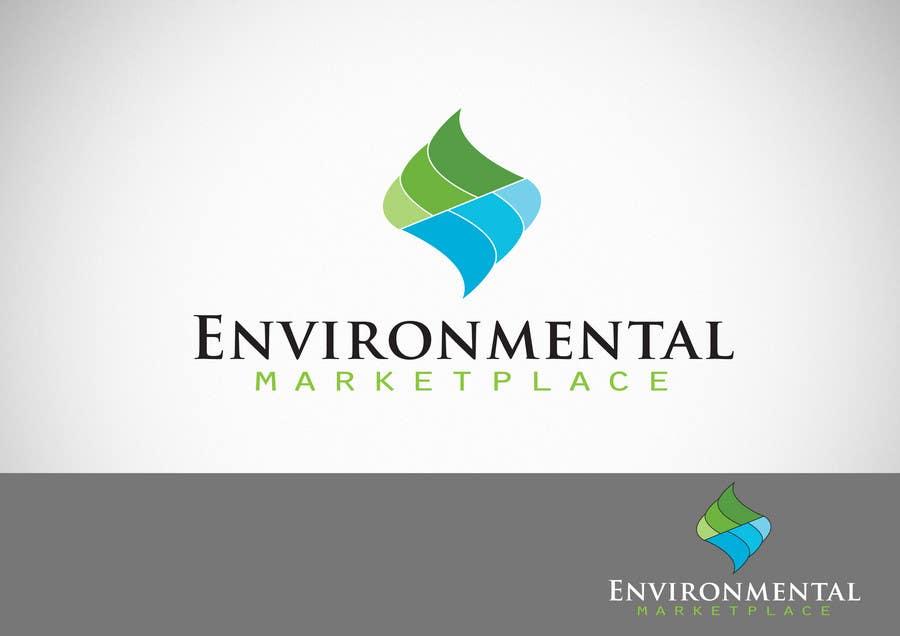 Kilpailutyö #296 kilpailussa Logo Design for EnvironmentalMarketplace.com