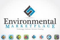 Graphic Design Contest Entry #422 for Logo Design for EnvironmentalMarketplace.com