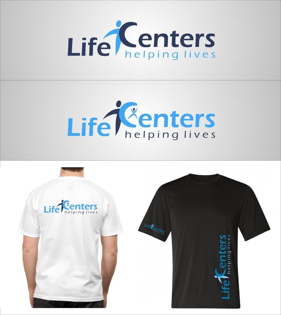 Bài tham dự cuộc thi #123 cho Design a Logo for  Life Centers - Helping Lives