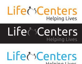 #129 for Design a Logo for  Life Centers - Helping Lives af arkwebsolutions