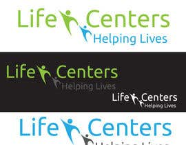 #132 for Design a Logo for  Life Centers - Helping Lives af arkwebsolutions