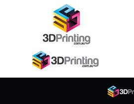 #248 for Design a Logo for a 3D Printing company by jass191