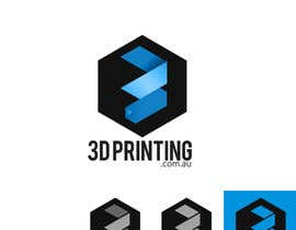 #95 for Design a Logo for a 3D Printing company af SirSharky