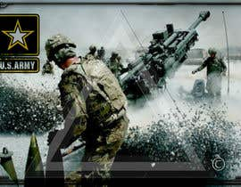 Nro 9 kilpailuun Illustrate a graphic with a Marines theme for a PS4 and xbox one console skin käyttäjältä Abhishek021992