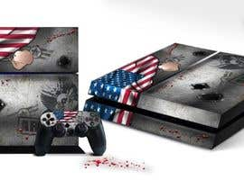 AFilipenko tarafından Illustrate a graphic with a Marines theme for a PS4 and xbox one console skin için no 13