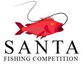 #48 para Design a Logo for fishing competition por enriquemendoza2