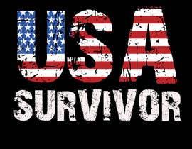 Nro 1 kilpailuun Design a Logo USA Survivor käyttäjältä parteekrsnr