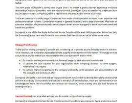 maureendass tarafından Company Web Content Writing için no 4