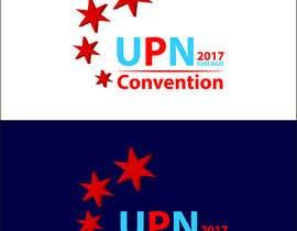 Nro 139 kilpailuun UPN Convention 2017 Logo and UPN graphic käyttäjältä Edwardtising