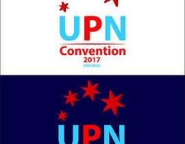 Nro 140 kilpailuun UPN Convention 2017 Logo and UPN graphic käyttäjältä Edwardtising