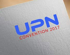 pagly2 tarafından UPN Convention 2017 Logo and UPN graphic için no 143