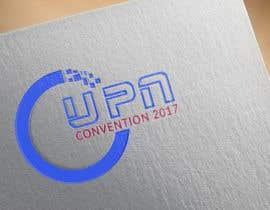 Nro 145 kilpailuun UPN Convention 2017 Logo and UPN graphic käyttäjältä pagly2
