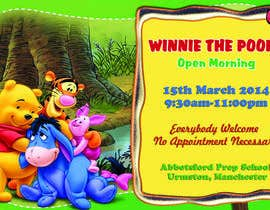 #8 para Design Flyer for School Open Morning por adstyling