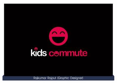 rajputdesigns tarafından Kids Commute Logo için no 14