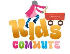 Nro 15 kilpailuun Kids Commute Logo käyttäjältä designblast001