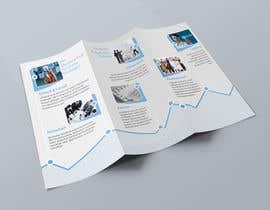 Nro 8 kilpailuun Broschüre Design für CeBIT käyttäjältä piligasparini