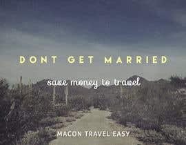 Nro 30 kilpailuun Travel Memes käyttäjältä MazenDesigns