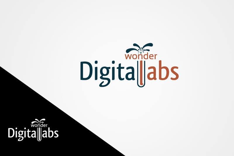 Contest Entry #                                        150                                      for                                         Logo Design for Digital Wonderlabs