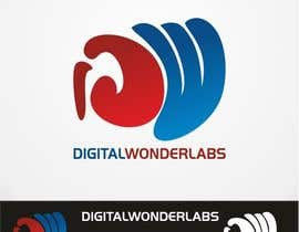 #62 for Logo Design for Digital Wonderlabs by Spaceantares