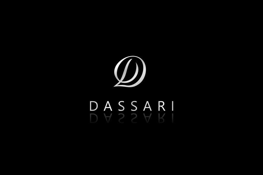#151 for Design a Logo for Dassari Watch Straps by neXXes