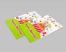 Nro 22 kilpailuun Illustrate/Design 4 Children's Gift-Tags käyttäjältä ElenaGold