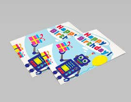 Nro 42 kilpailuun Illustrate/Design 4 Children's Gift-Tags käyttäjältä ElenaGold