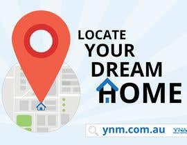 Nro 59 kilpailuun Design an Advertisement for YNM Real Estate käyttäjältä theaku