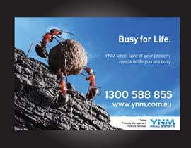 Nro 66 kilpailuun Design an Advertisement for YNM Real Estate käyttäjältä LantisDesign