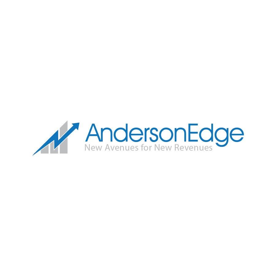 Kilpailutyö #51 kilpailussa Logo for The Anderson Edge
