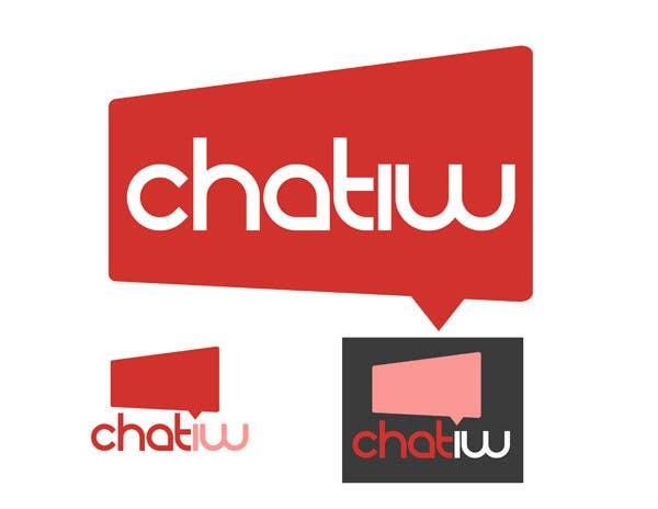 Inscrição nº 5 do Concurso para Need Logo for a chat website