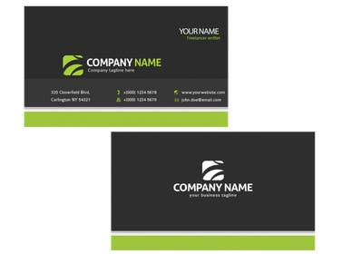 #38 for Design Some Business Cards by gpatel93