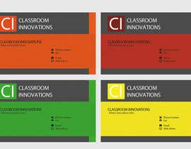 olsiad tarafından Design some Business Cards for Classroom Innovations için no 6