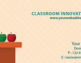samurai77x tarafından Design some Business Cards for Classroom Innovations için no 12