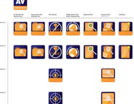 #18 untuk Graphic Design for AV-Comparatives e.V.  ICONS needed oleh VictorNdoromo