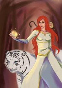 #28 para Illustrate for Pandora Chronicles  de chuiqi99