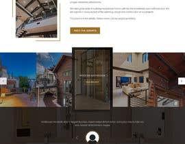 Nro 13 kilpailuun Mountain Design Build new website/update käyttäjältä iTechnoweb