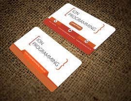 Shakibbim tarafından Design Business Cards for Ion Programming için no 52