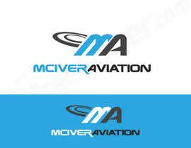 nº 10 pour Design a Logo for McIver Aviation par robertlopezjr