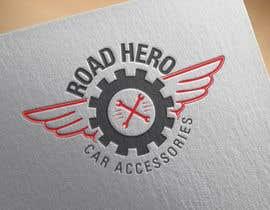 Nro 59 kilpailuun Design a Logo for Car Accessories Shop käyttäjältä rana117563