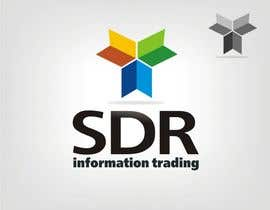 #68 para Logo Design for SDR Information Trading por Crussader