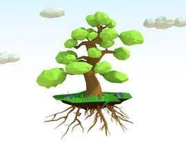 remaxvb tarafından 3D Low Poly Landscape with a nice Tree için no 20