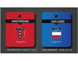 biplob36 tarafından Design for souvenirs pin needed için no 31