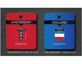 biplob36 tarafından Design for souvenirs pin needed için no 32
