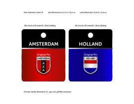 alberhoh tarafından Design for souvenirs pin needed için no 46