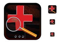 Add detail to existing icon for iOS app: MBS Search için Graphic Design48 No.lu Yarışma Girdisi