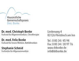 Aboosh tarafından Add a name to a business card için no 14