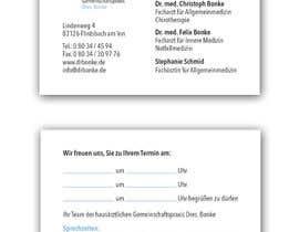 glazaropoulos tarafından Add a name to a business card için no 18