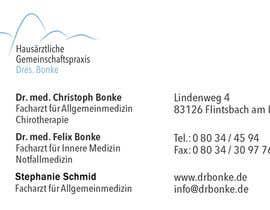 nlaxmiprasad tarafından Add a name to a business card için no 20