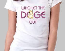 #8 for Design a T-Shirt for a birthday message with Doge theme af adstyling
